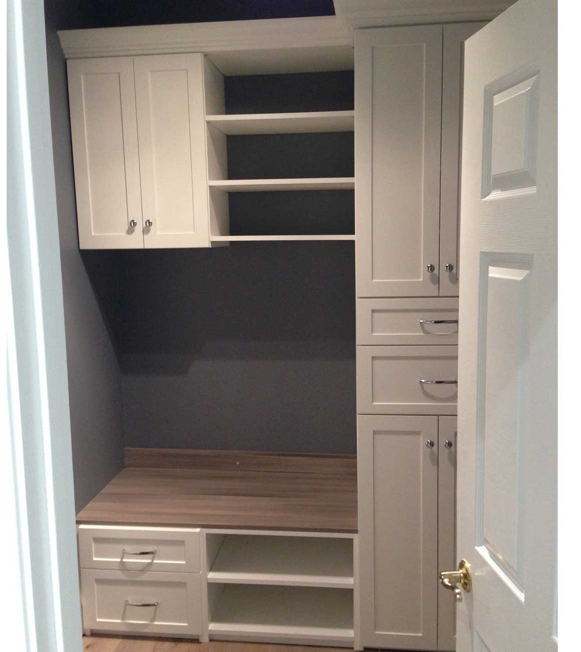 Closet Stretchers Other Spaces Mudroom