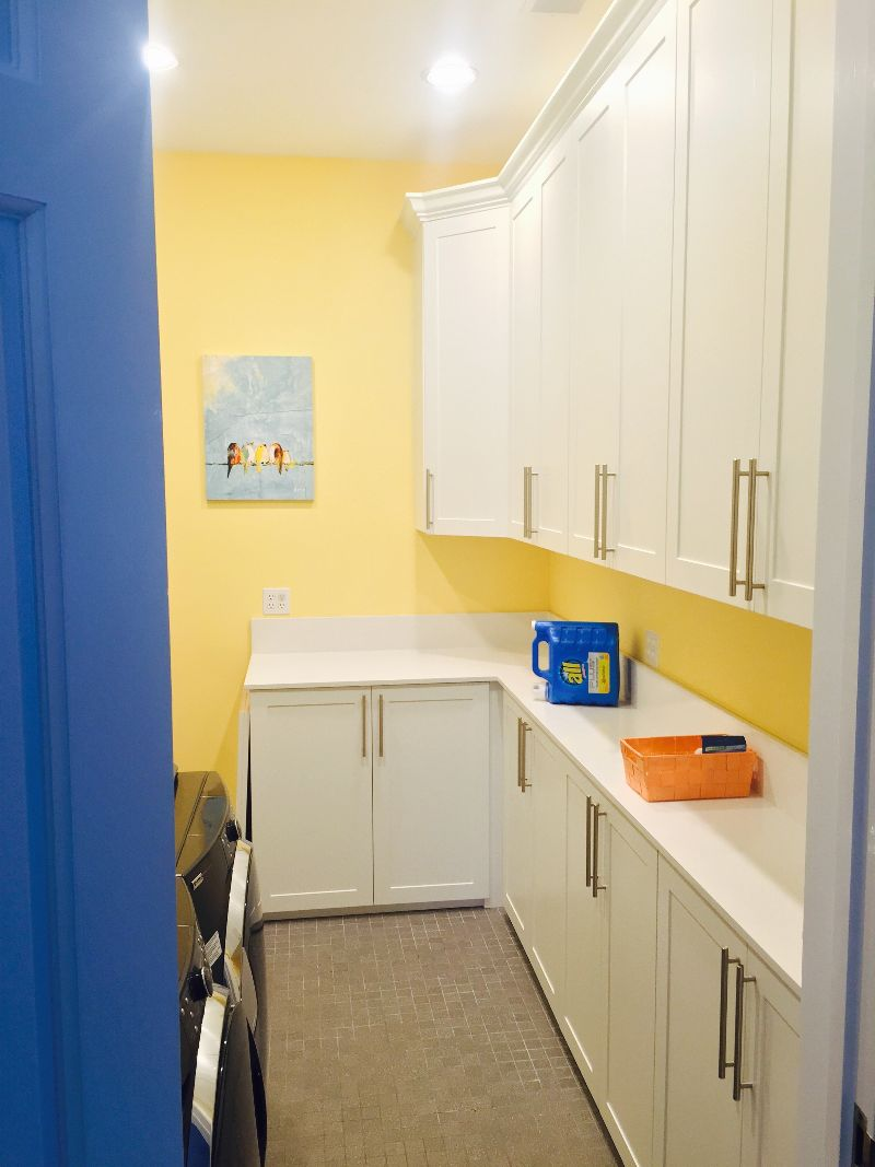 Laundry Rooms | The Closet Stretchers