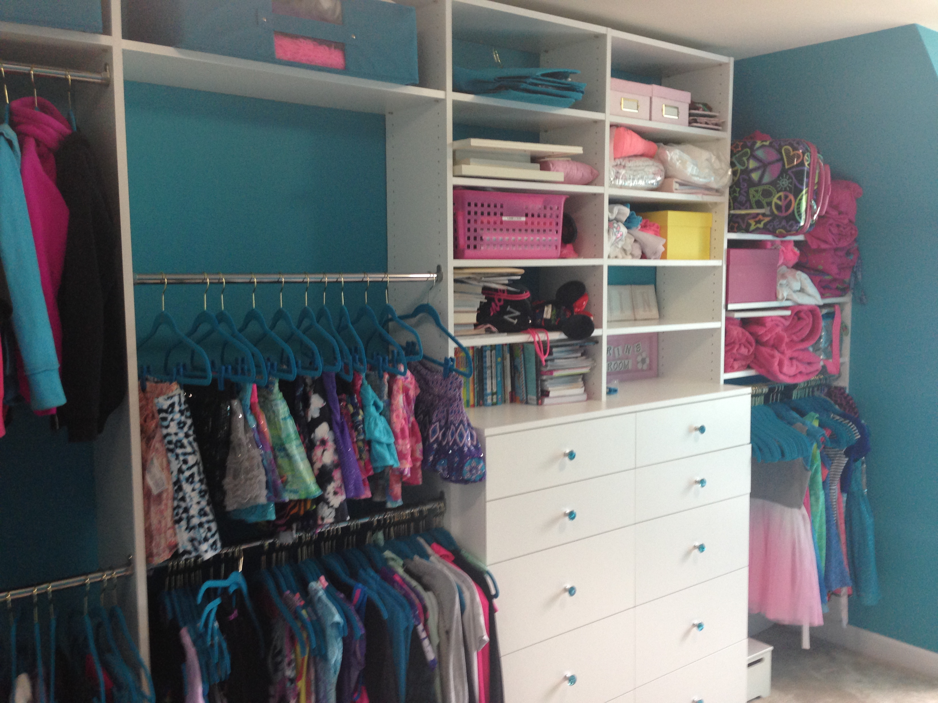 closet neaten your area right of s kids space nest shelves side kid play