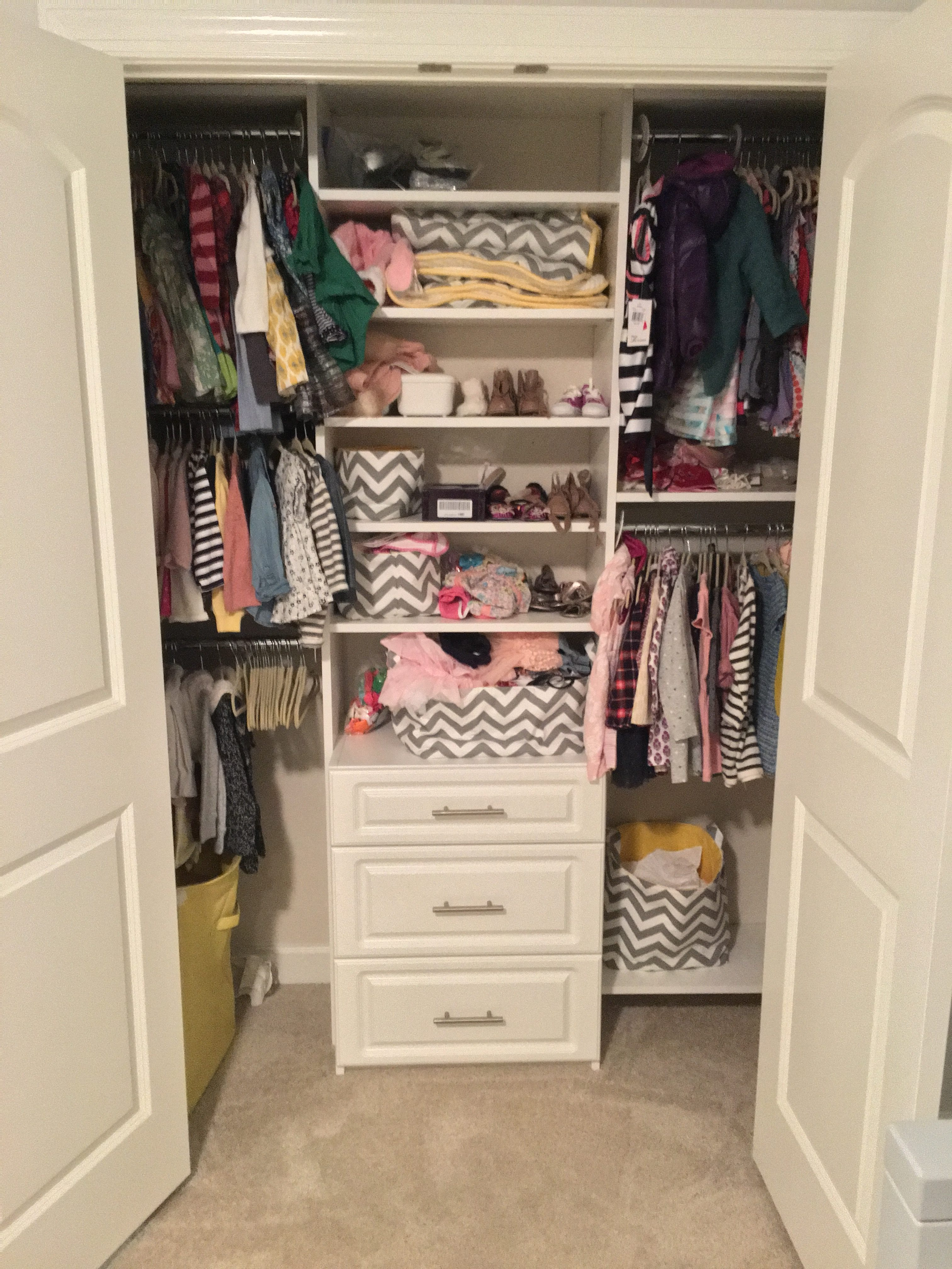 children wardrobe room with surprised s elfa your kids organise the at and you closet pin will be